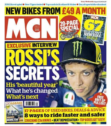 MCN (Digital) August 18th, 2015 Issue Cover