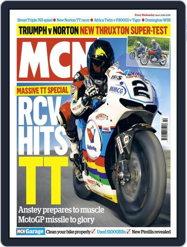 MCN (Digital) June 1st, 2016 Issue Cover