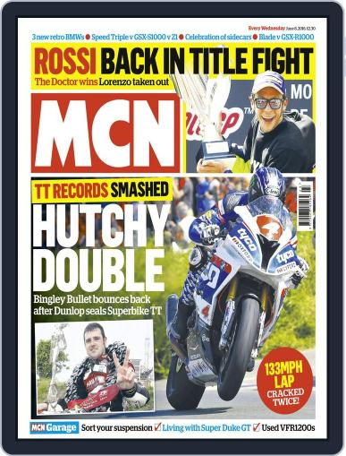 MCN (Digital) June 8th, 2016 Issue Cover