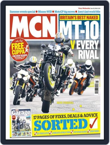 MCN (Digital) June 22nd, 2016 Issue Cover