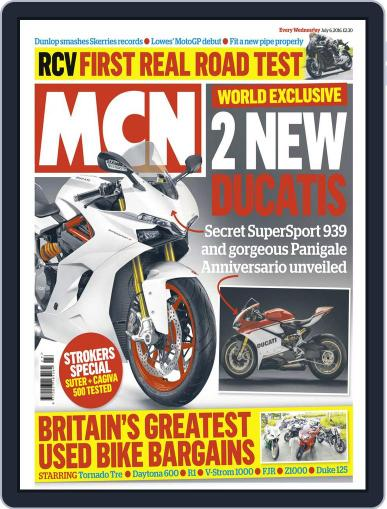 MCN July 6th, 2016 Digital Back Issue Cover