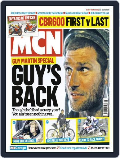 MCN July 13th, 2016 Digital Back Issue Cover