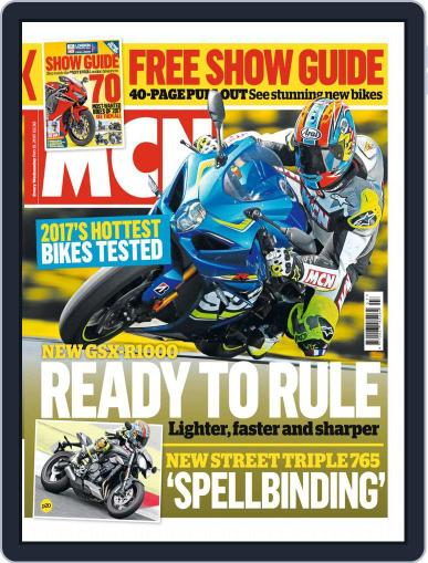 MCN (Digital) February 15th, 2017 Issue Cover