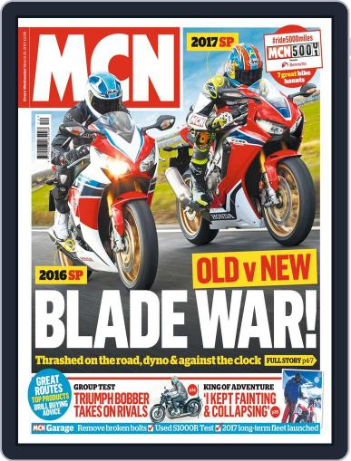 MCN (Digital) March 22nd, 2017 Issue Cover