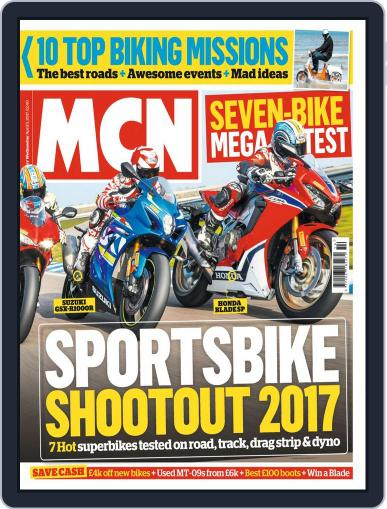 MCN (Digital) April 5th, 2017 Issue Cover