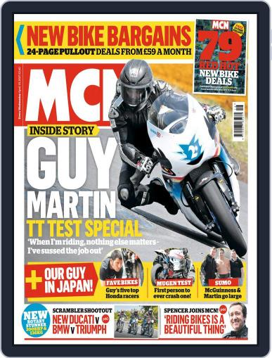 MCN (Digital) April 19th, 2017 Issue Cover