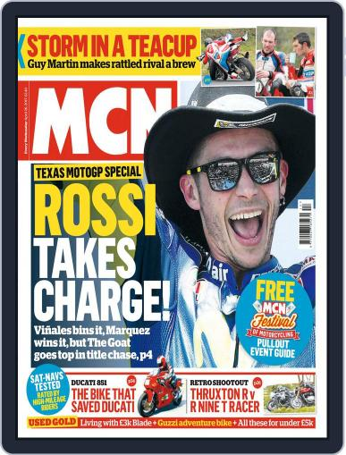 MCN April 26th, 2017 Digital Back Issue Cover