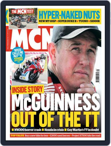 MCN (Digital) May 17th, 2017 Issue Cover