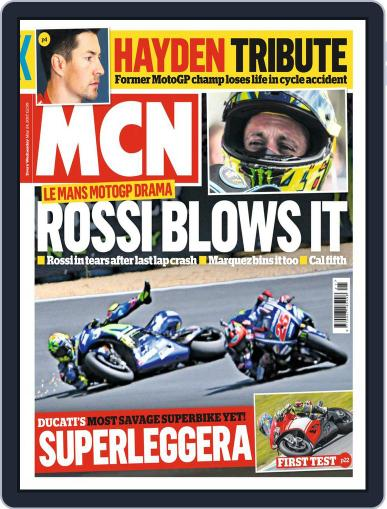 MCN (Digital) May 24th, 2017 Issue Cover