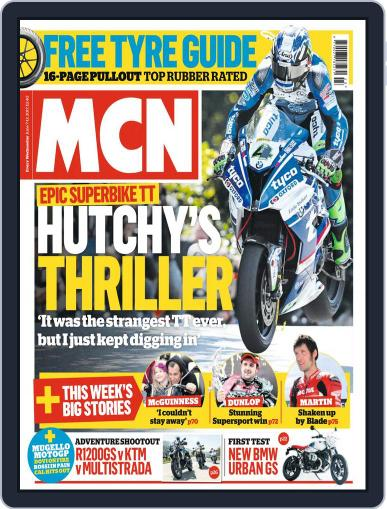 MCN (Digital) June 7th, 2017 Issue Cover