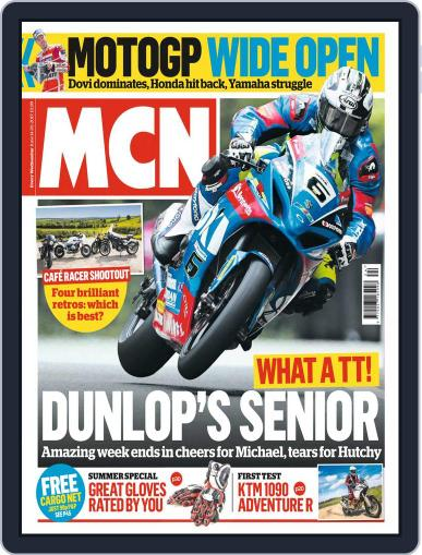 MCN (Digital) June 14th, 2017 Issue Cover