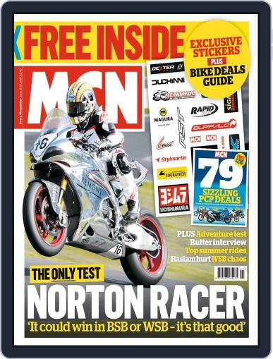 MCN (Digital) June 21st, 2017 Issue Cover