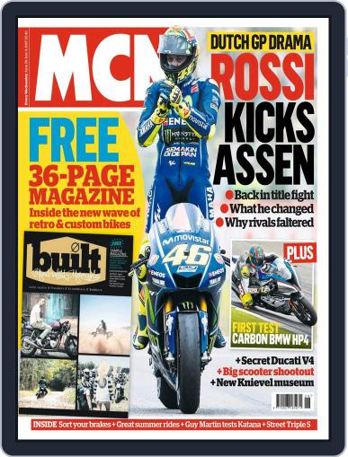 MCN (Digital) June 28th, 2017 Issue Cover
