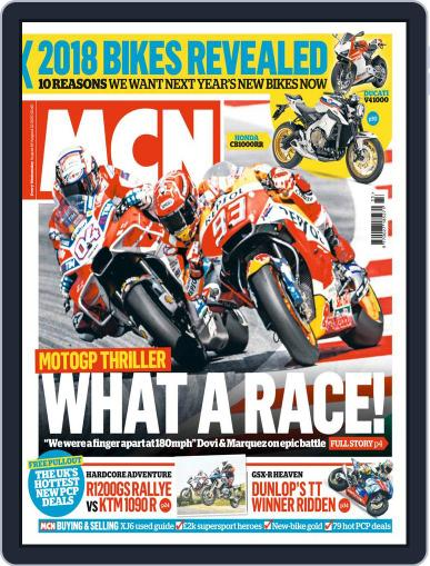 MCN (Digital) August 16th, 2017 Issue Cover