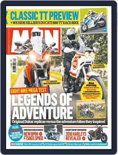 MCN August 23rd, 2017 Digital Back Issue Cover
