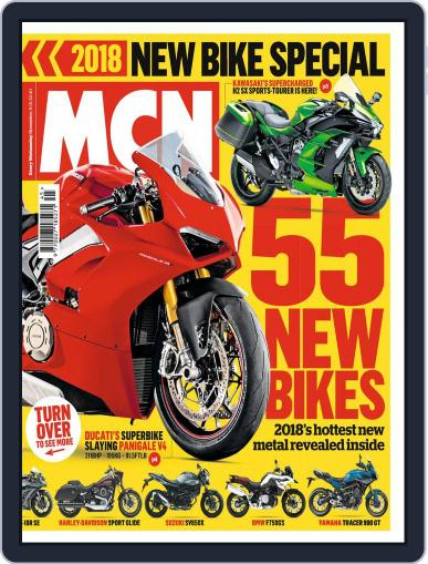 MCN (Digital) November 8th, 2017 Issue Cover