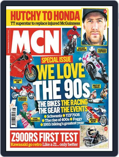 MCN November 29th, 2017 Digital Back Issue Cover