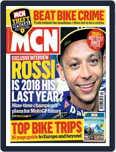 MCN (Digital) December 6th, 2017 Issue Cover
