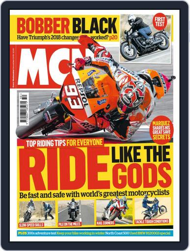 MCN December 13th, 2017 Digital Back Issue Cover