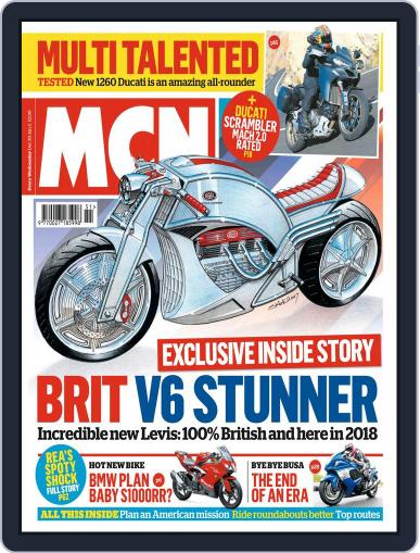 MCN (Digital) December 20th, 2017 Issue Cover