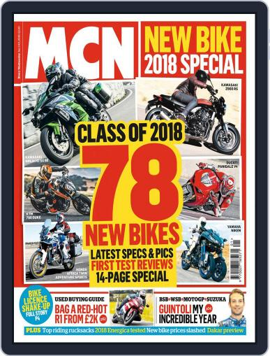 MCN January 3rd, 2018 Digital Back Issue Cover