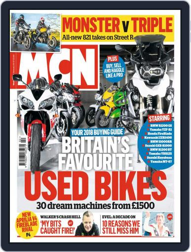 MCN January 10th, 2018 Digital Back Issue Cover