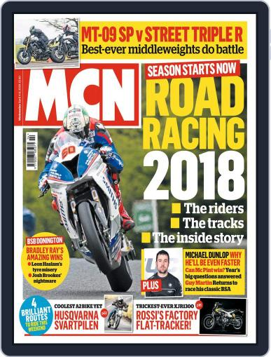 MCN April 4th, 2018 Digital Back Issue Cover