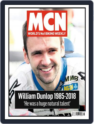 MCN (Digital) July 11th, 2018 Issue Cover