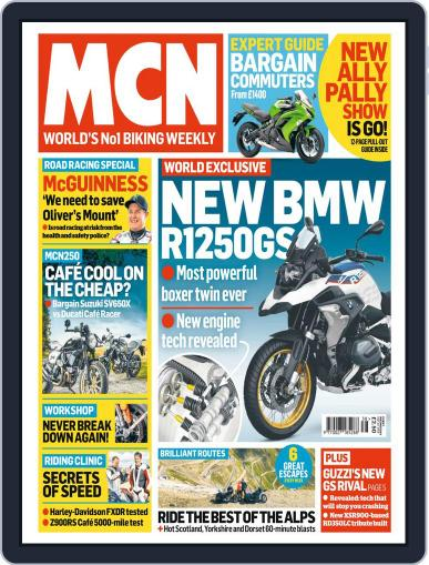 MCN (Digital) September 19th, 2018 Issue Cover