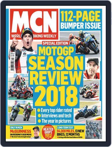 MCN November 21st, 2018 Digital Back Issue Cover