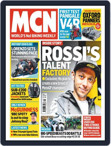MCN (Digital) December 5th, 2018 Issue Cover