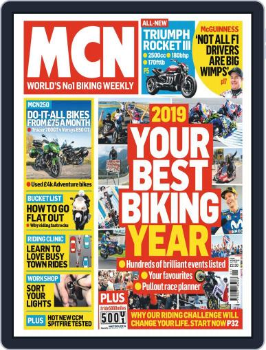 MCN (Digital) January 2nd, 2019 Issue Cover
