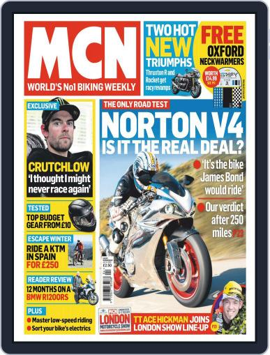 MCN January 23rd, 2019 Digital Back Issue Cover