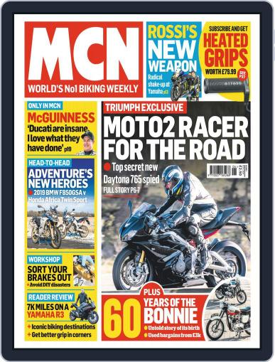 MCN (Digital) February 6th, 2019 Issue Cover