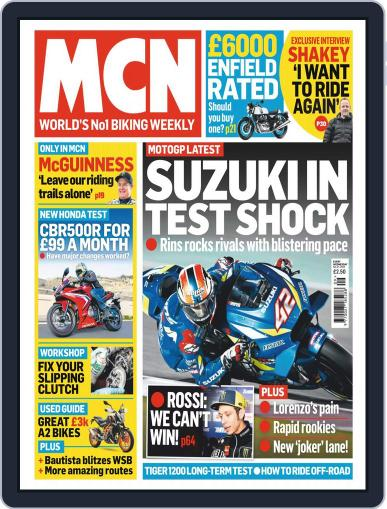 MCN (Digital) February 27th, 2019 Issue Cover