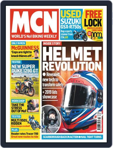 MCN March 6th, 2019 Digital Back Issue Cover