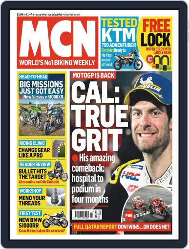 MCN (Digital) March 13th, 2019 Issue Cover