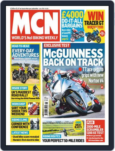 MCN (Digital) April 10th, 2019 Issue Cover