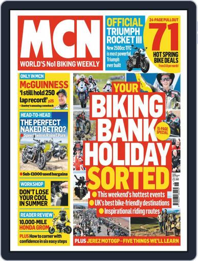 MCN (Digital) May 1st, 2019 Issue Cover