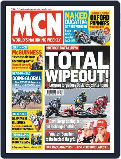MCN (Digital) June 19th, 2019 Issue Cover