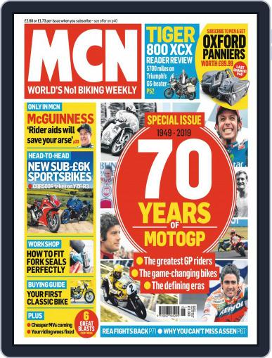 MCN (Digital) June 26th, 2019 Issue Cover