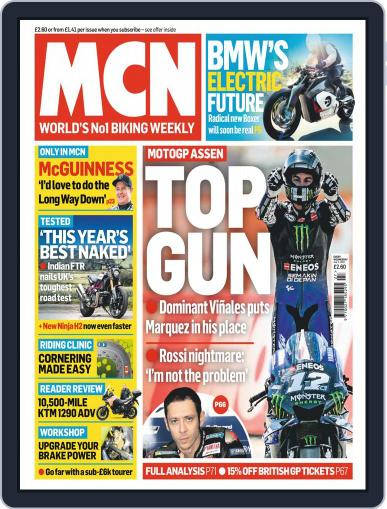 MCN (Digital) July 3rd, 2019 Issue Cover