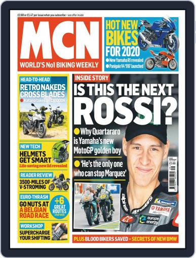 MCN (Digital) July 17th, 2019 Issue Cover