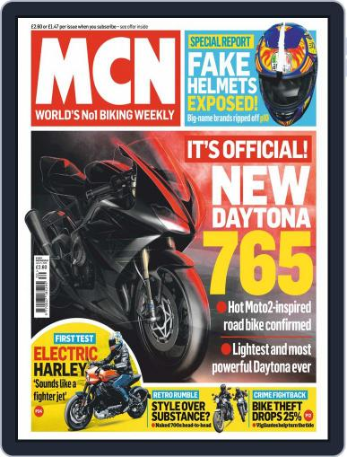 MCN (Digital) July 24th, 2019 Issue Cover