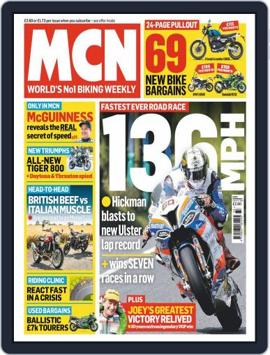 MCN (Digital) August 14th, 2019 Issue Cover