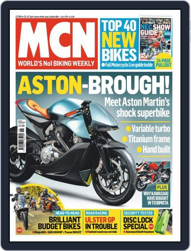 MCN (Digital) November 13th, 2019 Issue Cover