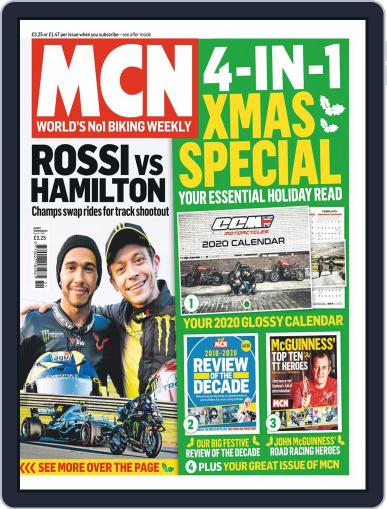MCN (Digital) December 17th, 2019 Issue Cover