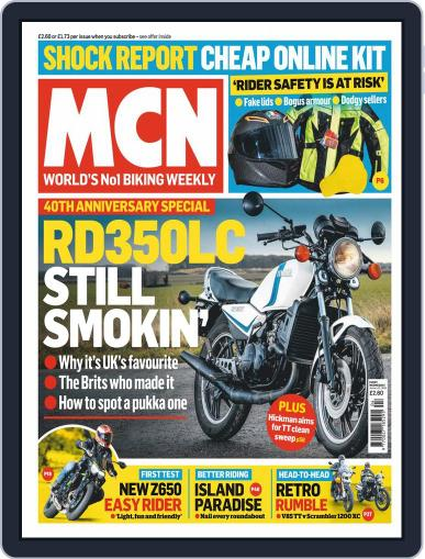 MCN January 22nd, 2020 Digital Back Issue Cover