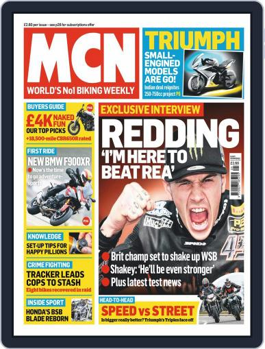 MCN (Digital) January 29th, 2020 Issue Cover