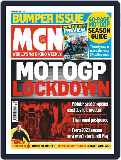 MCN (Digital) March 4th, 2020 Issue Cover